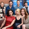The cast of, Once Upon a Time