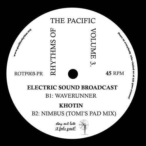 B1 - Electric Sound Broadcast - WaveRunner