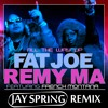Fat Joe & Remy Ma - All The Way Up (Jay Spring Remix) (Clean)