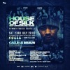 Calle Le Braun  - Live 23:15 - 00:15  @ House of Silk - Summer House Party 2 @ Scala - Sat 23rd July
