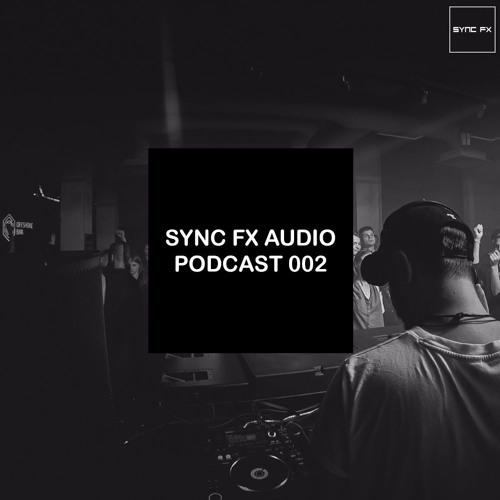 Sync Fx Audio Podcast - 002: Sergey Popow