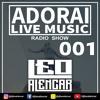 DJ Leo Alencar - Adorai Live Music #001