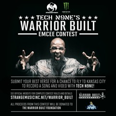 Tech N9ne - PTSD - Warrior Built Emcee Contest {DOWNLOAD FOR CONTEST}
