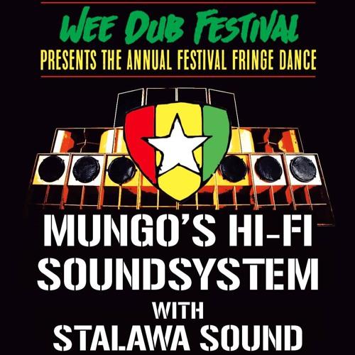 Wee Dub Festival - Fringe Dance Mix
