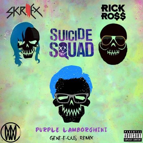 Skrillex Rick Ross Purple Lamborghini Gene E Ous Remix Nest Hq
