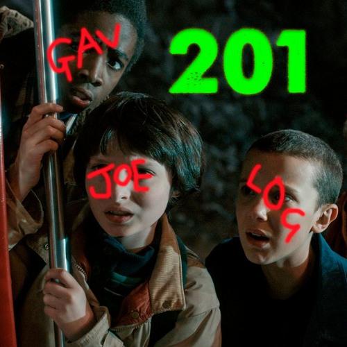 201: #Pokemon #StrangerThings #StuffThatIsPopular