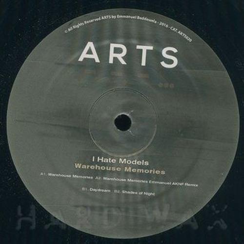 """Warehouse Memories EP"" [ARTS020]"