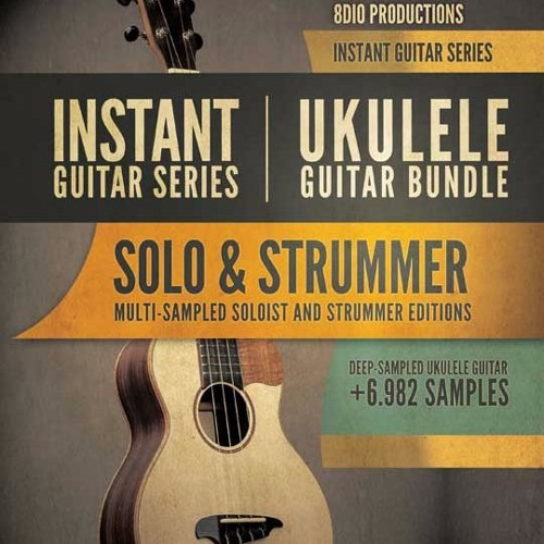 "8Dio Instant Ukulele Guitar Bundle: ""Live Patch Examples"""