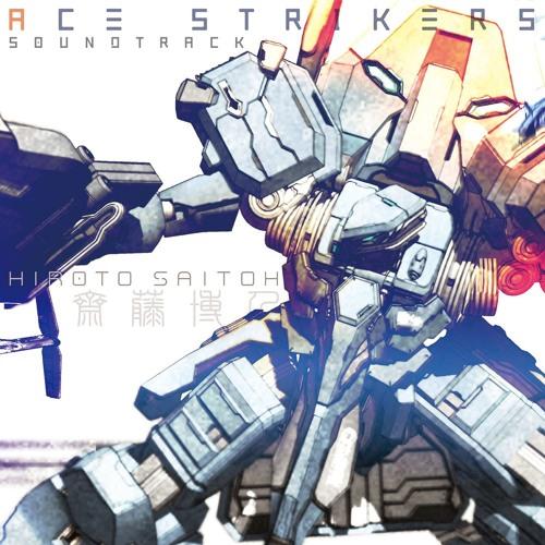 LILT-0022 ACE STRIKERS Soundtrack -sample