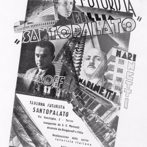 Down with Pasta! Italian Futurist Cuisine in the 1930s
