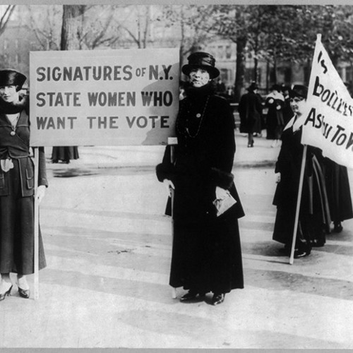 You've Come A Long Way?: A History Of Women In Politics