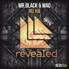 MR.BLACK & WAO - Hu Ha [OUT NOW!]