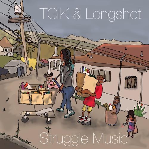 Longshot 'Over' feat. Toki Wright prod TGIK