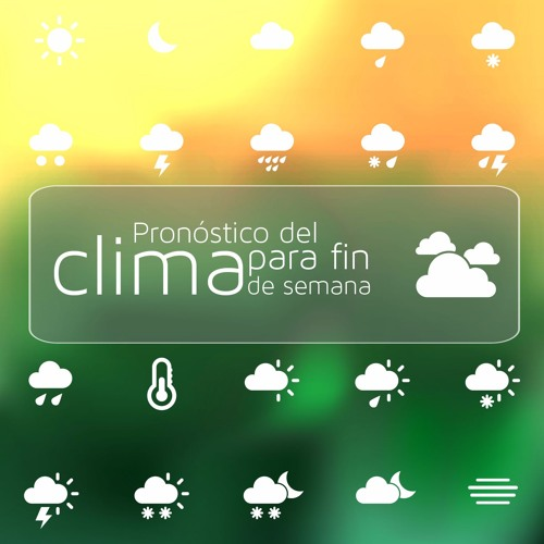 Pronóstico De Clima 30 Y 31 julio 2016