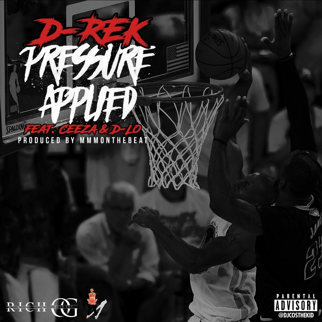 D-Rek ft. Ceeza & D-Lo - Pressure Applied (Prod. MMMontheBeat) [Thizzler.com]