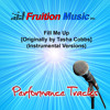 Fill Me up (Medium Key) [Originally Performed by Tasha Cobbs] [Instrumental Version]