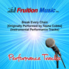 Break Every Chain (Medium Key) [Originally Performed by Tasha Cobbs] [Instrumental Track]