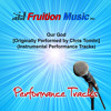 Our God (Medium Key) [Originally Performed by Chris Tomlin] [Instrumental Track]