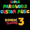 Smw Custom Music - Data Select - Sonic The Hedgheog 3