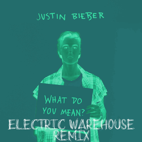 What Do You Mean (Electric Warehouse Remix)