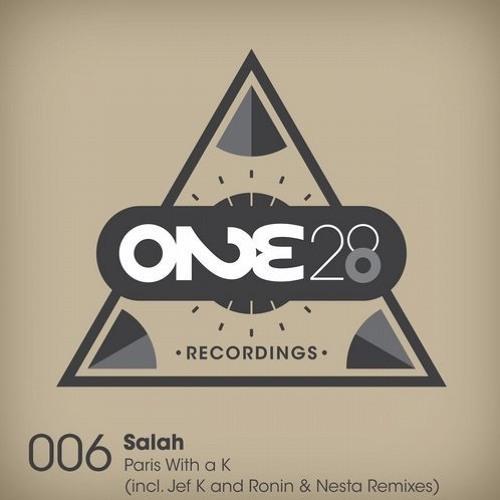 Salah Sadeq - Paris With A K (Jef K Remix)