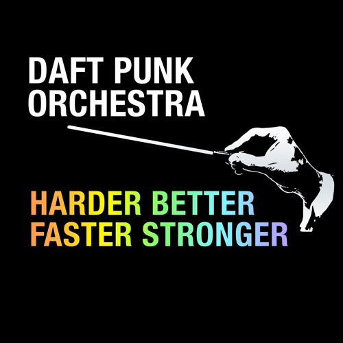 Daft Punk 'Harder Better Faster Stronger' For Orchestra by Walt Ribeiro