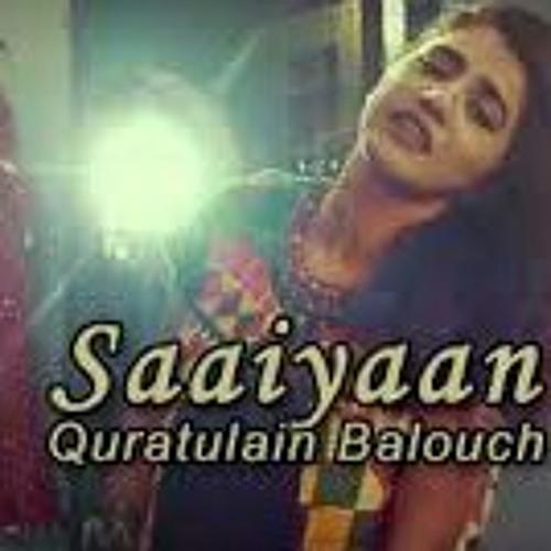 Saaiyan by quratulain blouch