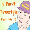 I Can't Freestyle feat. Mr. B