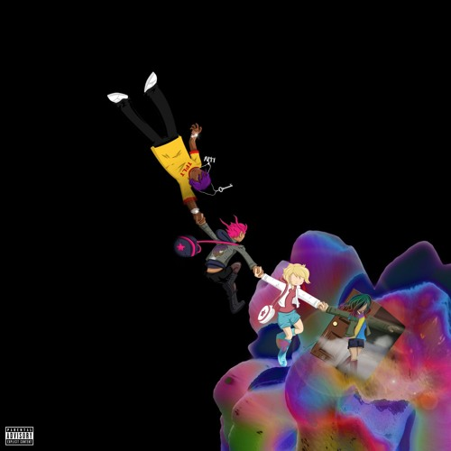 LIL UZI VERT Grab The Wheel [Produced by Don Cannon / Co Produced By CuBeatz] soundcloudhot