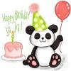 Happy birthday my sweet heart lozloz