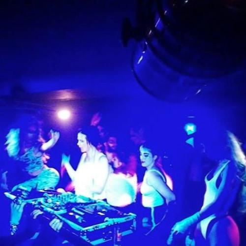 Violet DJ set at House Of Moda, La Java, Paris - July 2016