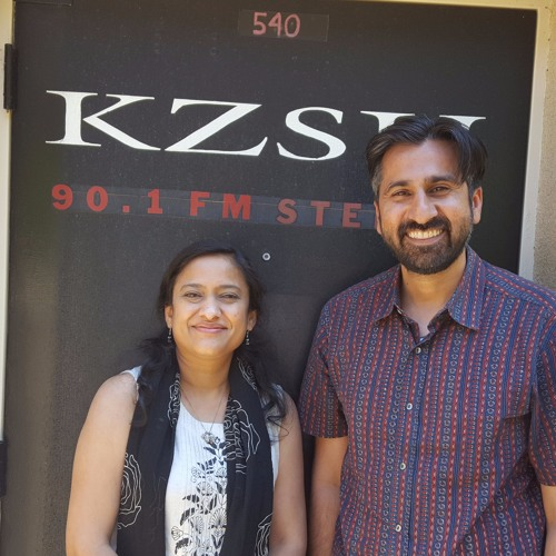 Chaitime with Author and Journalist Zahir Janmohamed