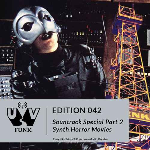 Horror Movie Sounds Instrument Movie Online With Subtitles: UV Funk 042: Soundtrack Special Part 2: Synth Horror