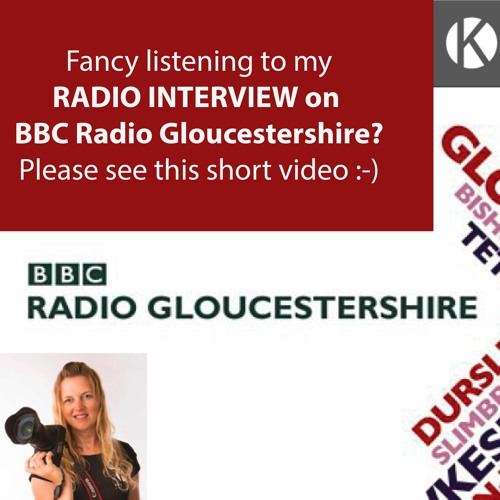 BBC Radio Gloucestershire Interview