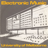 Electronic Music, University of Melbourne