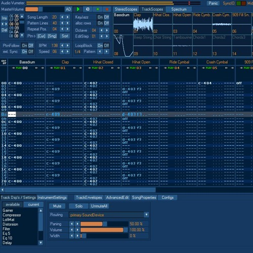 1.1 Demosong - Phazze - Trancespotting