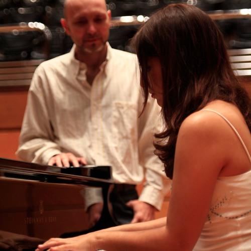 Gerardo Gerulewicz - Estudio N°2 (piano solo)