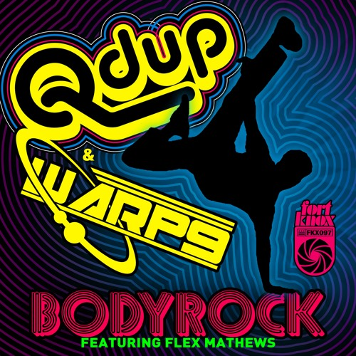 Qdup & Warp9 - Bodyrock feat. Flex Mathews (Original Mix)