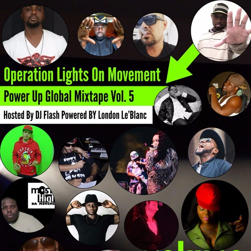 operation lights on vol 5 Hosted By DJ Flash