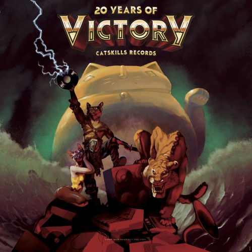 Catskills Records: 20 Years of Victory! CD 2