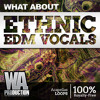 Ethnic EDM Vocals [8 Oriental KSHMR / Headhunterz Inspired Vocal Construction Kits]