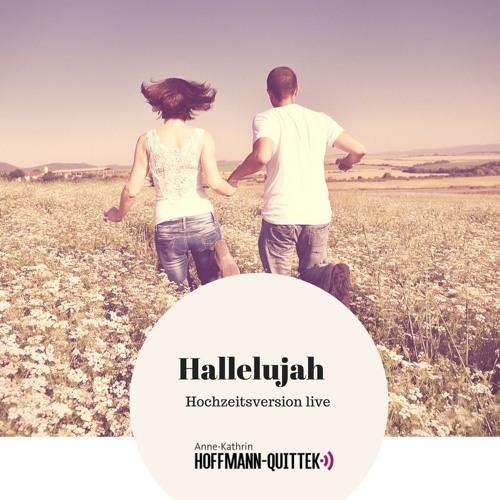 Hallelujah Hochzeitsversion live