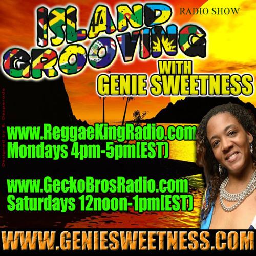 95 Island Grooving with Genie Sweetness - Week of 8/1 - 8/6 2016
