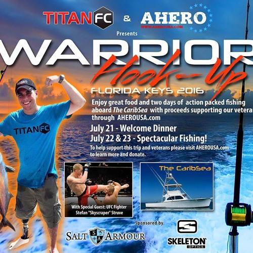 Titan FC COO Lex McMahon discusses Warrior Hook Up and Titan FC 40
