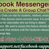 Facebook Messenger - How To Create A Group Chat?