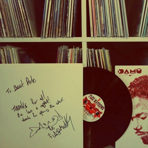 BeatPete & Damu The Fudgemunk - Vinyl Session - Part # 54 (Audio Version)