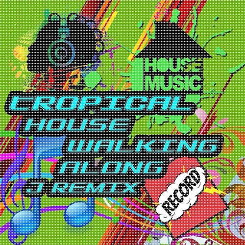 Tropical house walking along 105 bpm instrumental music by for House music bpm