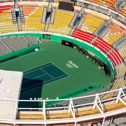 Efecto Tenis Podcast - Capítulo 2 - Historias de los Juegos Olímpicos