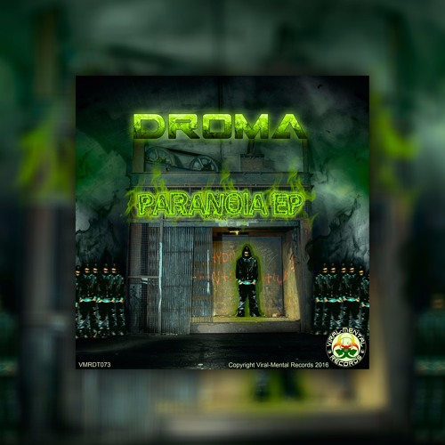 DROMA - Paranoia EP [Preview All Tracks][OUT NOW]