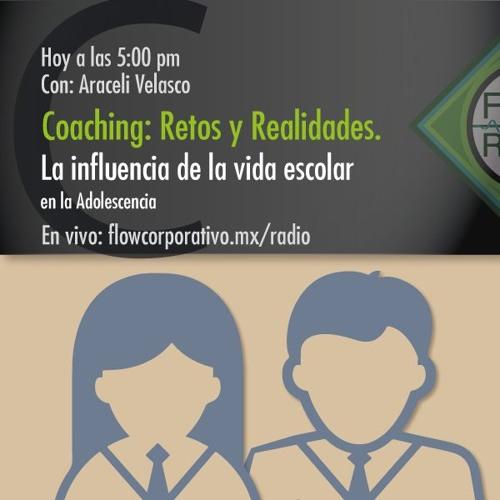 Coaching: Retos y Realidades 019 - La influencia de la vida escolar en la Adolescencia